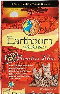 Earthborn Holistic Primitive Feline Natural Grain-Free Dry Cat Food