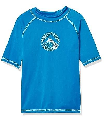 Kanu Surf Paradise UPF 50+ Sun Protective Rashguard Swim Shirt (Little Kids/Big Kids)