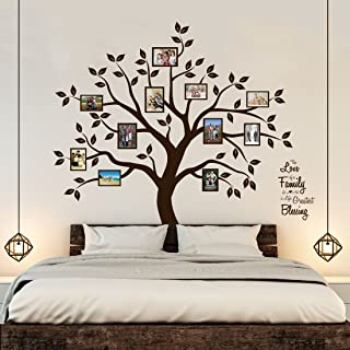 family tree wall art vinyl