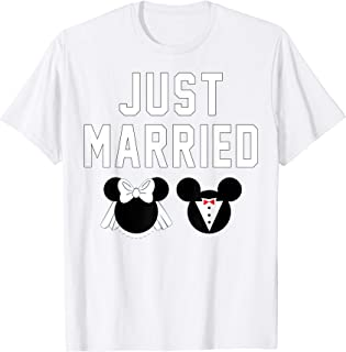 Bridal Just Married T-Shirt