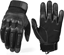 AXBXCX Motorcycle Gloves Touch Screen Gloves Full Finger Gloves for Men