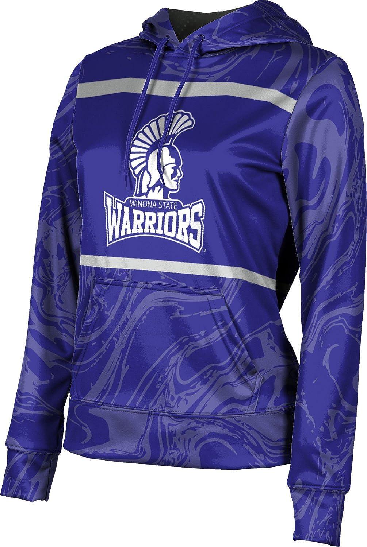 ProSphere Winona State University Girls' Pullover Hoodie, School Spirit Sweatshirt (Ripple)