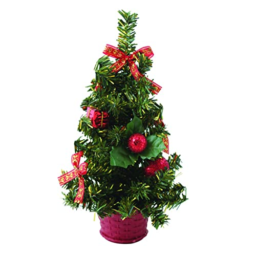 Mini Christmas Tree With Lights Amazon Co Uk