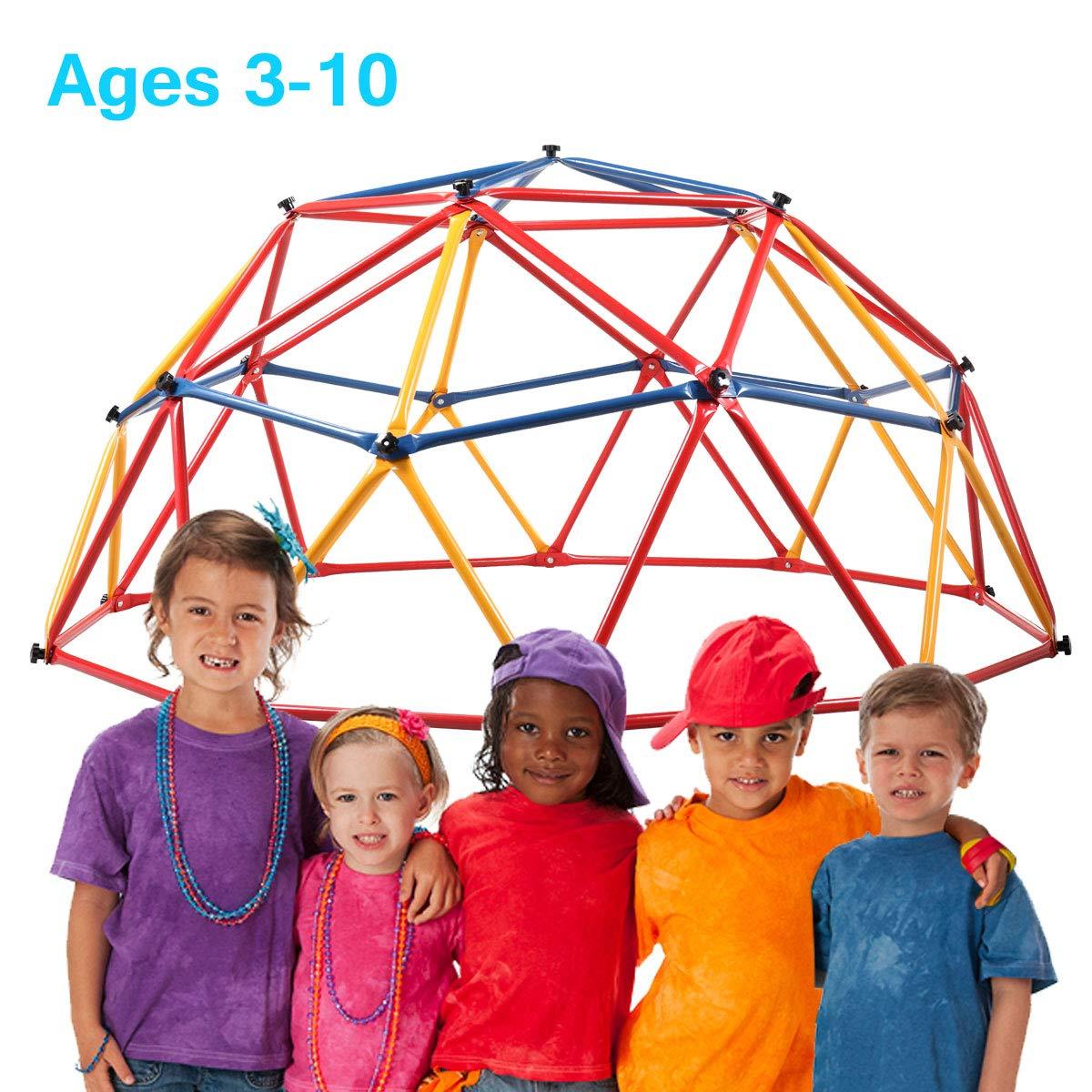 JAXPETY Playground Children Climbing Confidence