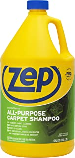 Zep All-Purpose Carpet Shampoo Concentrate 128 ounce ZUCEC128 (formerly Carpet Extractor)