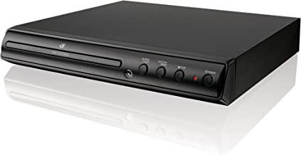 GPX D200B Progressive Scan DVD Player with Remote Control