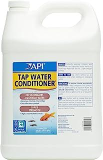 API Tap Water Conditioner Aquarium Water Conditioner 1 Gallon Bottle