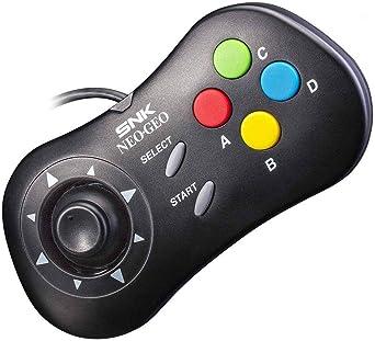 Manette Neo Geo Mini Noire