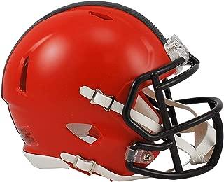 Riddell Cleveland Browns Revolution Speed Mini Football Helmet - NFL Mini Helmets