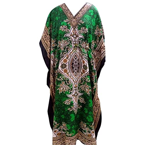 ebdc64e2fd RiSi Women's Kaftan, V-Neck Kimono Long Caftan Dress