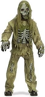 Skeleton Zombie Child Costume