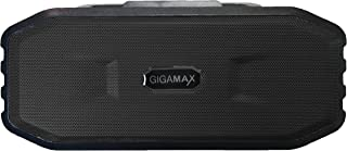 Gigamax GM-307 8W Portable Bluetooth Speaker System USB Port, AUX input jack, TF Micro Card SD - Blackk