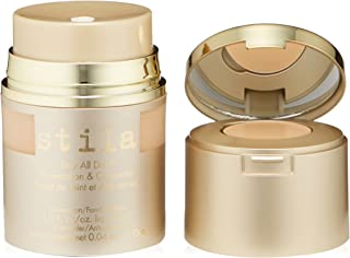 Stila Stay All Day Foundation And Concealer 2 Fair For Women - 1 Oz, 30 ml Brown