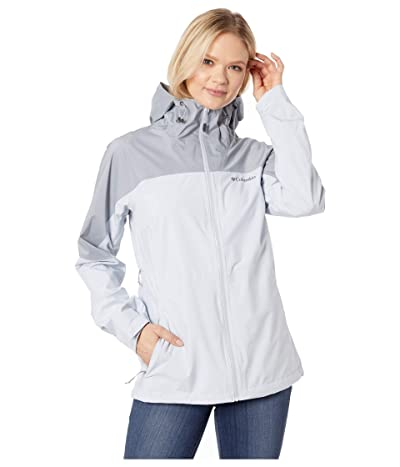 Columbia Evolution Valley II Jacket (Cirrus Grey/Tradewinds Grey Heather) Women