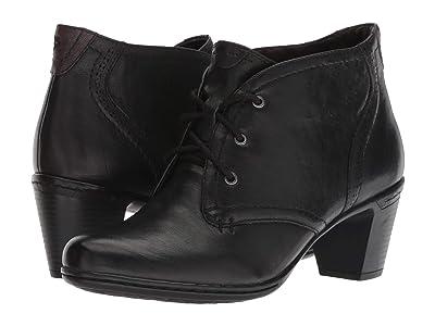 Cobb Hill Cobb Hill Rashel Chukka (Black Leather) Women