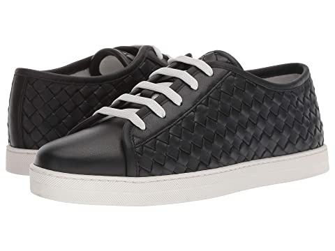 9ef830d5d891d Bottega Veneta Intrecciato Lace-Up Sneaker at Zappos.com