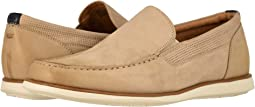Sand Nubuck w/ White Sole