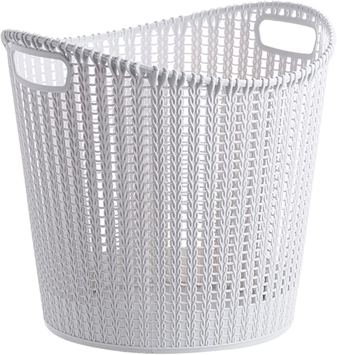 TINGCHAO Laundry Baskets Extra Large Storage Basket Soft Max 63% Mail order cheap OFF Plastic