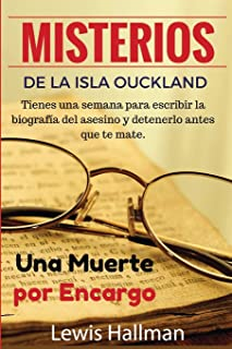 Una Muerte por Encargo: Novela corta de Misterio (Misterios de la Isla Ouckland) (Spanish Edition)