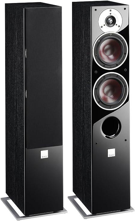 Dali Speakers Zensor 5 Stand Black Elektronik