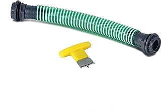 2 x Ward réservoir d/'eau par strates de connecteurs de tuyaux /& kits de montage noir