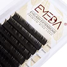 C Curl Eyelash Extensions Mix 8-15mm Thickness 0.05 Professional Eyelash Extension Faux Mink Lashes 3D Individual Lash Soft Eyelashes By EMEDA