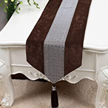 Royare Elegant Design Table Cloth Long Tablecloth Modern Simple Fashion Upscale Living Room Kitchen Restaurant Hotel Home ...