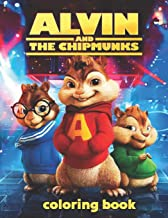 Best alvin and the chipmunks coloring book Reviews