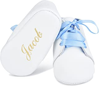 personalized baby shoes