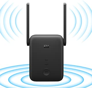 Xiaomi WiFi Range Extender Pro WiFi Repeater, WiFi-versterker AC1200 Range Extender Booster Dualband 5GHz 867Mbps / 2.4GHz...