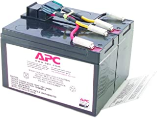 APC Replacement Battery Cartridge #48 - UPS Battery - Lead Acid