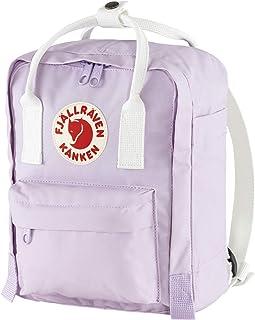 Fjallraven, Kanken Mini Classic Backpack for Everyday, Pastel Lavender-Cool White