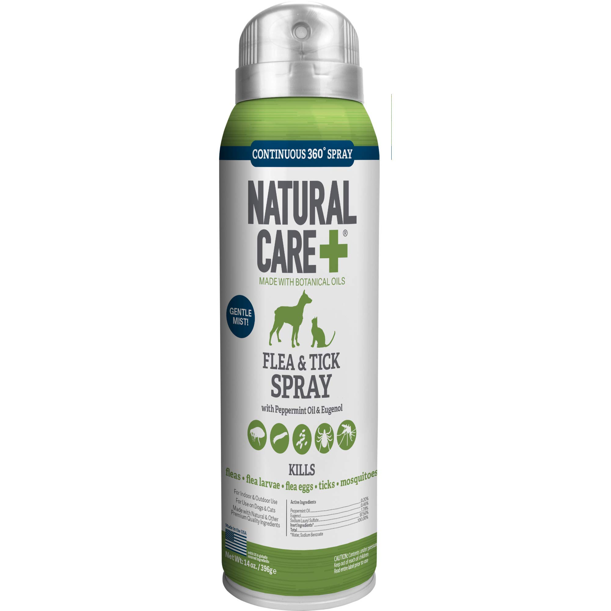 Natural Care Treatment Killer Certified