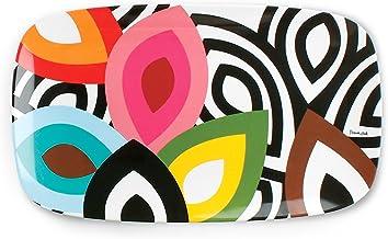 """French Bull 13"""" Rectangular Platter - Melamine Dinnerware - Plate, Dish, Serving, Collection - Foli"""