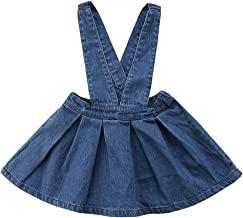 Best toddler girl jean jumper Reviews