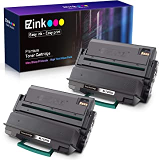 E-Z Ink (TM) Compatible Toner Cartridge Replacement for Samsung 203L 203 MLT-D203L High Yield to use with ProXpress M3370FD M3870FW M4070FR M3320ND M3820DW M4020ND (Black, 2 Pack)