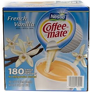 Nestle Nestlé Coffee-mate Coffee Creamer French Vanilla - liquid creamer singles