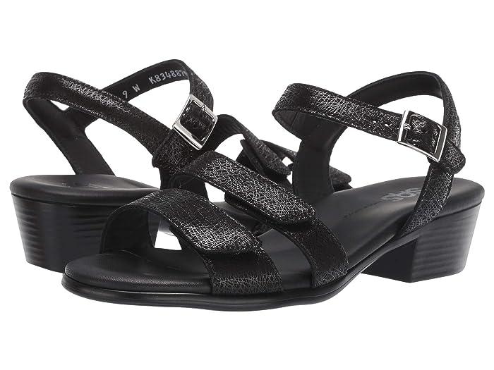 SAS Savanna (Web Black) Women's Sandals