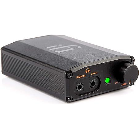 iFI Audio USBDAC内臓ヘッドホンアンプ nano iDSD Black Label