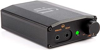 iFi Nano iDSD Black Label Portable USB DAC i wzmacniacz słuchawkowy z MQA i DSD. Używany z smartfonami / cyfrowymi odtwarz...