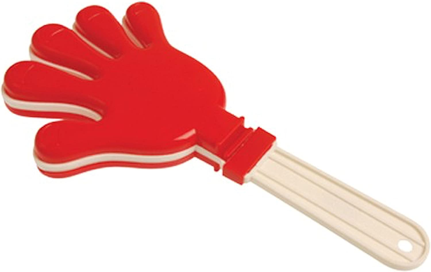 US Toy Giant Hand Clapper Redwhite