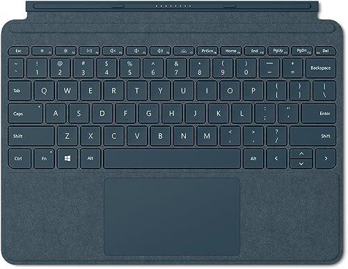 high quality Microsoft Surface Go Alcantara Signature online Type Cover, popular Model 1840 (KCS-00021) Cobalt Blue outlet online sale