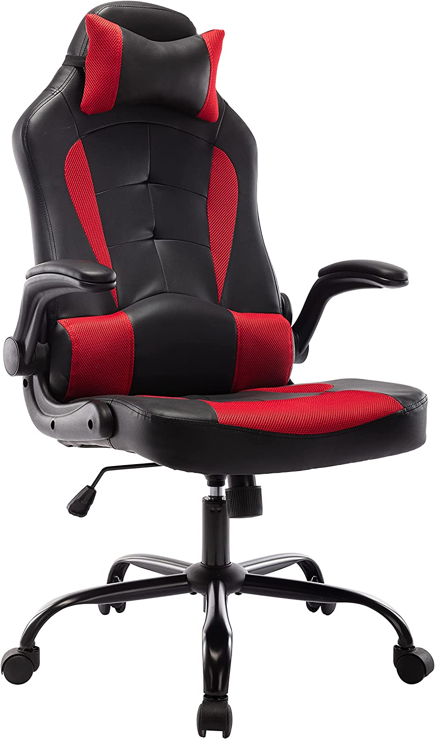 Ranking TOP5 Furniture of America Den Ergonomic Leather Gaming Ranking TOP20 Ch PU Computer