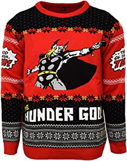 Official Thor Christmas Jumper/Ugly Sweater