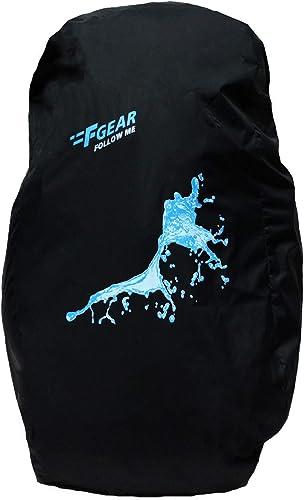 Cascade Big Rucksack Bag Rain Cover 3741 Black