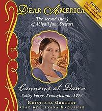 Dear America: Cannons at Dawn - Audio
