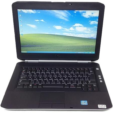 【中古】 デル Latitude E5420 ノートパソコン Core i3 2330M 2.2GHz メモリ4GB 160GBHDD DVD-ROM WindowsXP Professional SP3 P16G