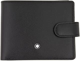 MONTBLANC Meisterstück Men's Wallet - Black, 102274