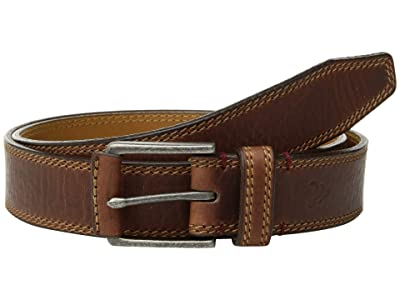 Trask Gallatin Belt (Saddle Tan Bison) Men