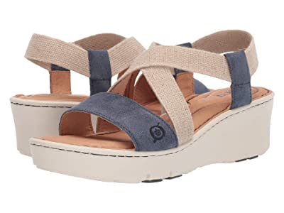 Born Park (Blue Jute Combo) Women